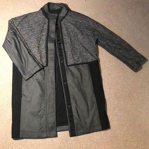 Lululemon Cocoon Car coat